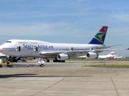 SAA Aircraft