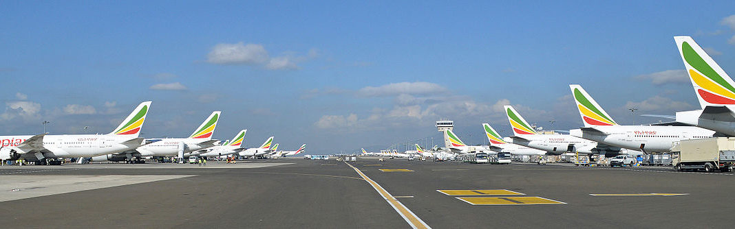 Ethiopian introduces free WiFi Addis Ababa Bole International ...