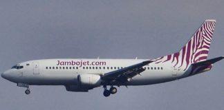 JamboJet to Rwanda