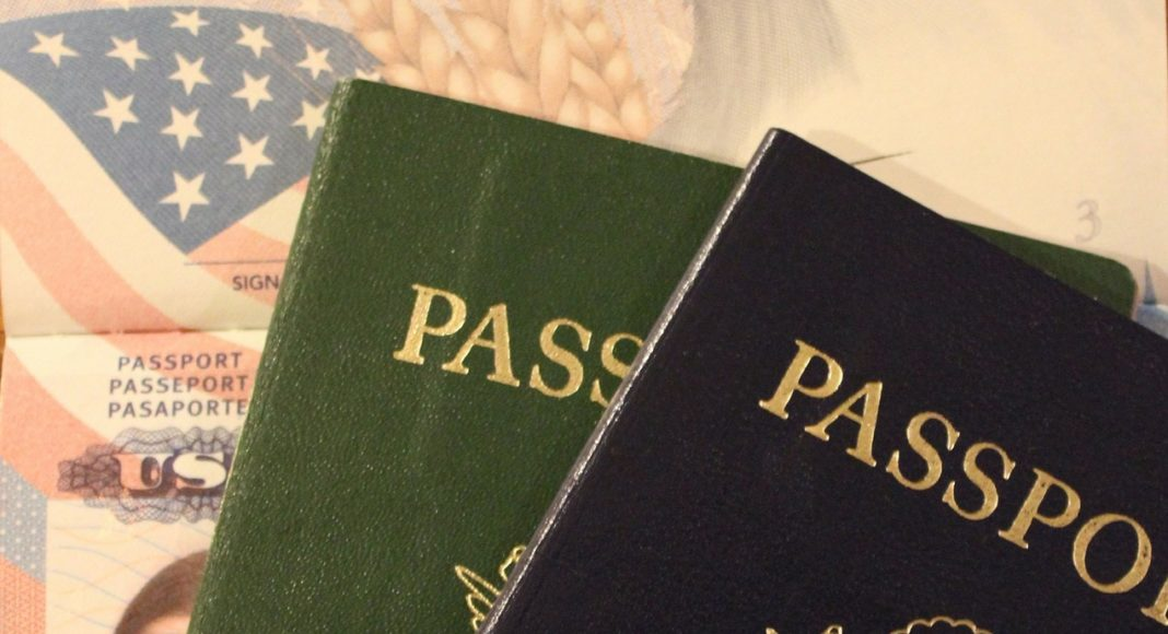Africa visa