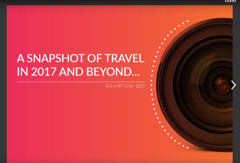 e4d0431657b3 2017 Travel trends revealed in 'Snapshot of Travel in 2017 and ...