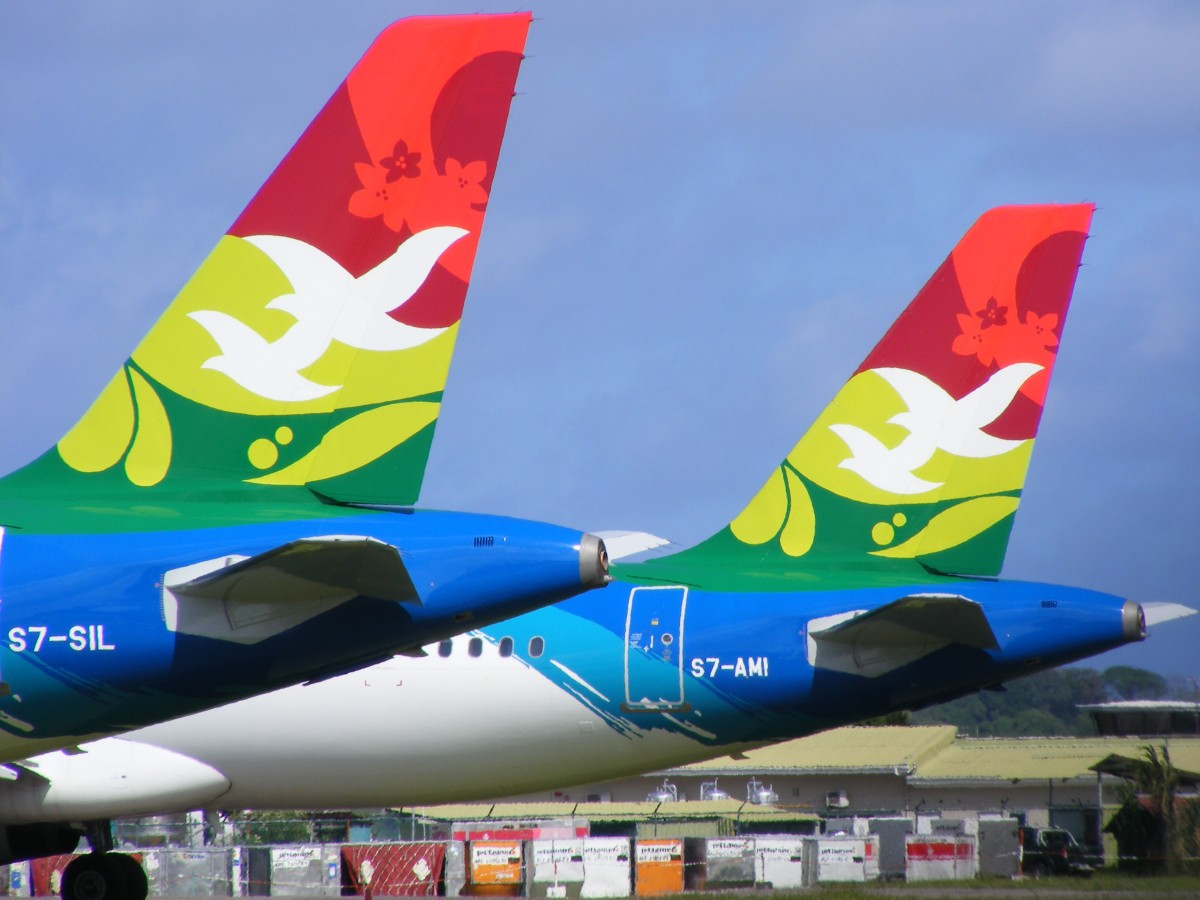Air Seychelles S7 Ami S7 Sil Airbus 84337 Inside Travel