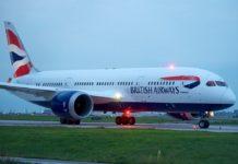 British Airways flies Seychelles