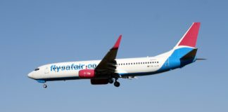 Flysafair named best airline in Africa