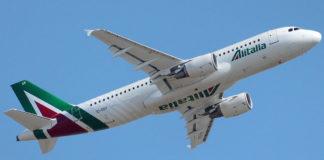 Alitalia resumed service to Johannesburg