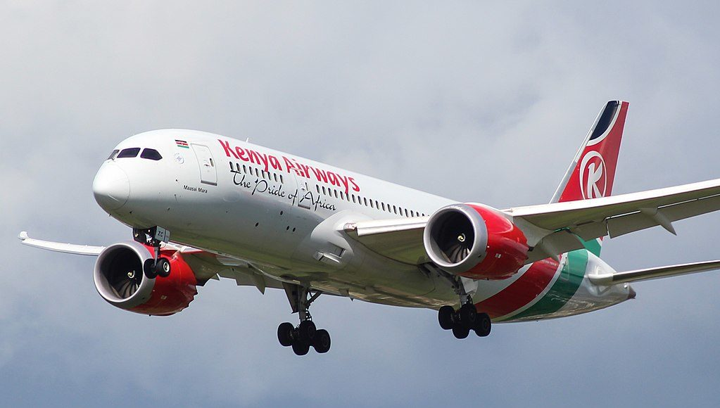 Kenya Airways reduces baggage allowance