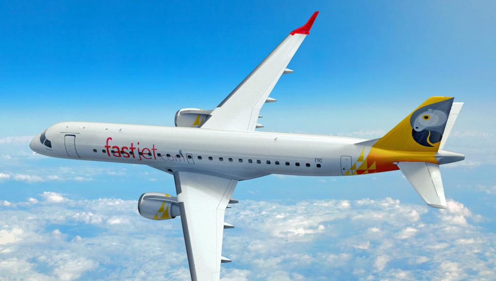Fastjet, Emirates conclude refreshed interline agreement