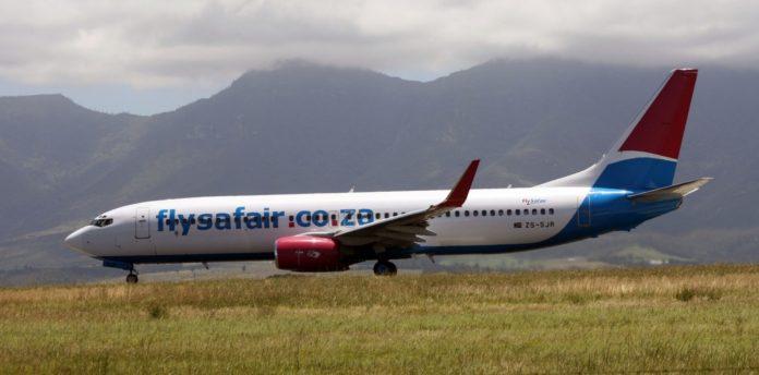 FlySafair R4 sale
