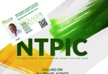 Travel Practitioners ID Card launch