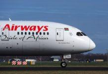 New York Kenya Airways