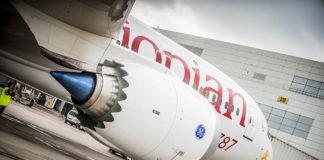 Ethiopian Airlines Jakarta