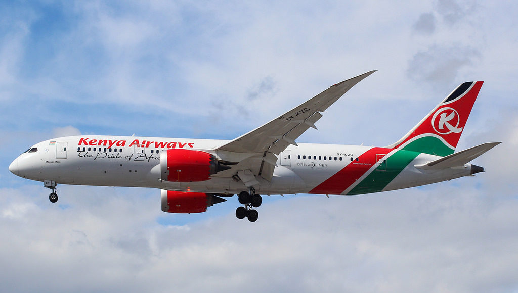 Kenya Airways merge with Kenya Airports Authority