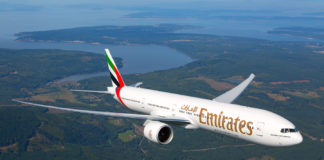 Emirates enhances Luanda service