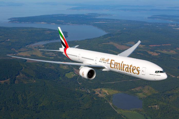 Emirates enhances Luanda service
