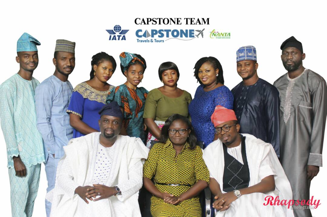 Capstone Travels