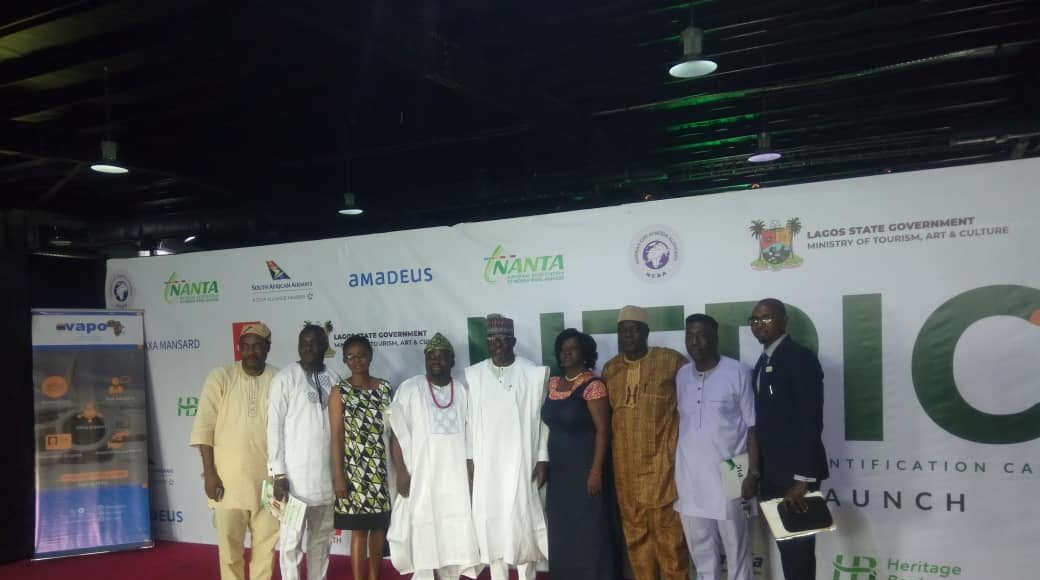Nigerian Travel Practitioners Identify Card