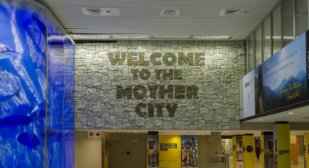 SA Airports