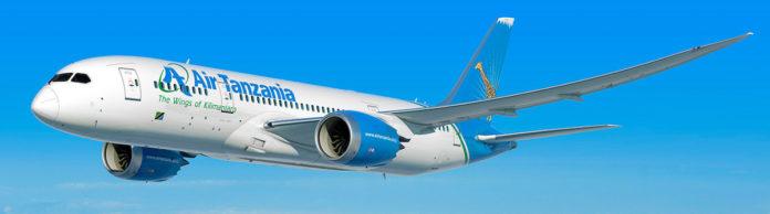 Air Tanzania Dreamliner
