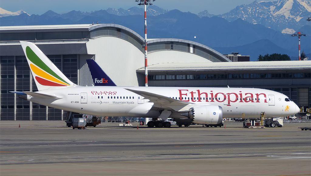 Flights in Mozambique