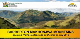 Makhonjwa Mountains