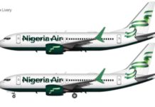 tender for Nigerian airline