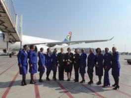 All-female crew