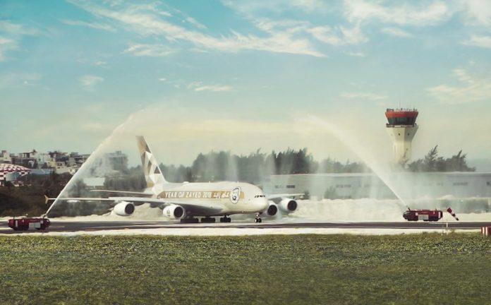 A380 Maldives