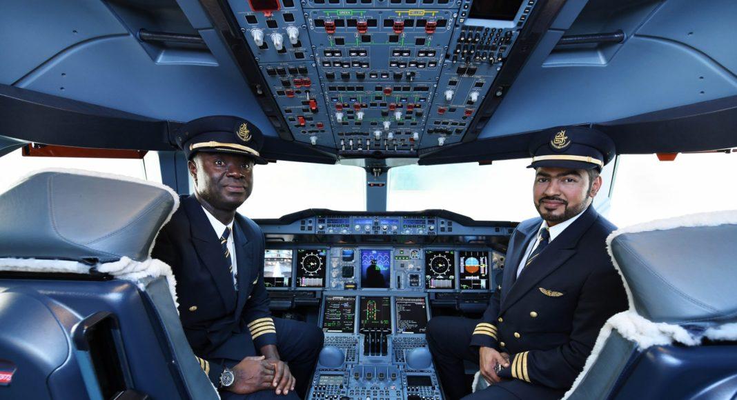 A380 to Ghana