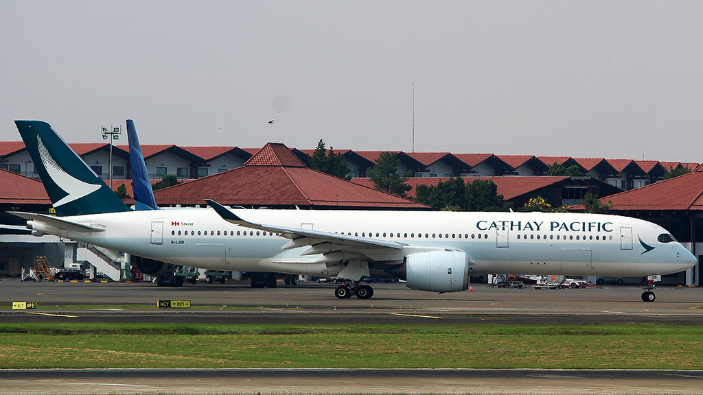 Cathay Pacific Cape Town