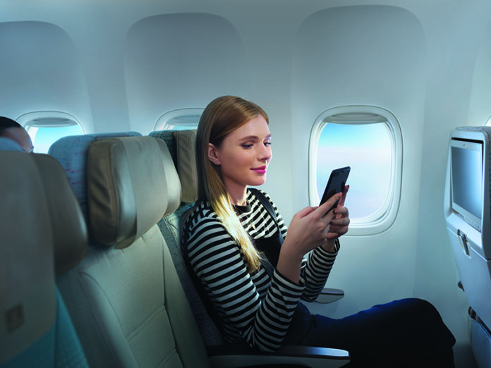 Emirates Skywards Cabforce