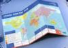 Travel risk map