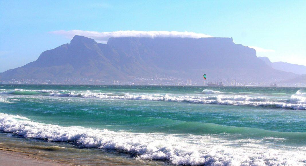 Table Mountain festive season