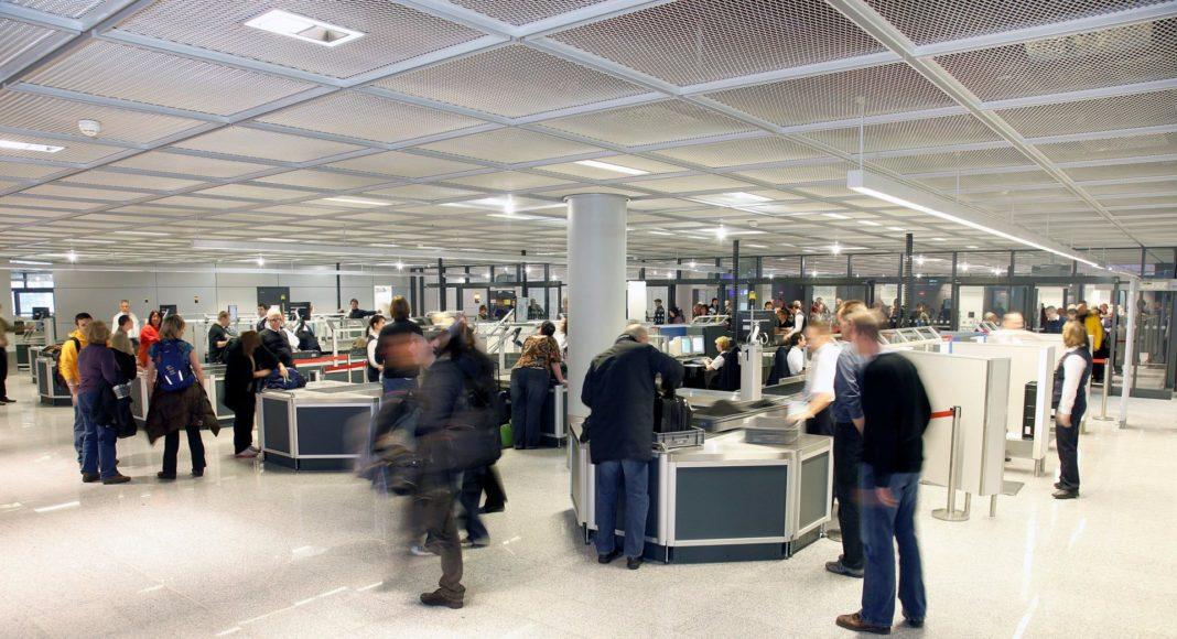 Frankfurt Airport strike