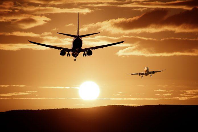 International passenger growth