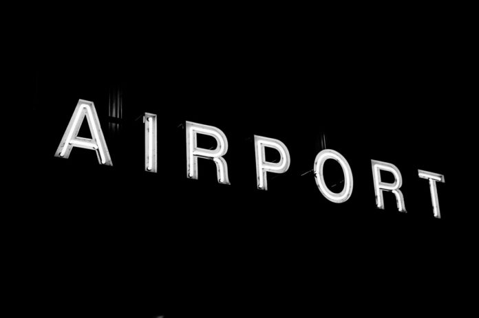 Abuja Airport terminal