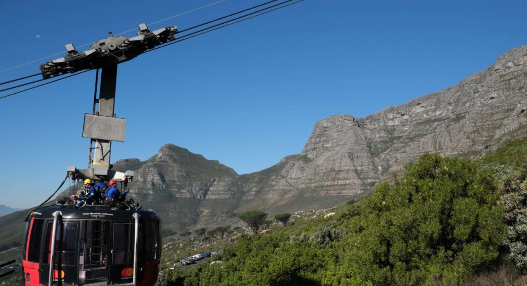 Table Mountain Maintenance