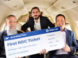 NDC Ticket