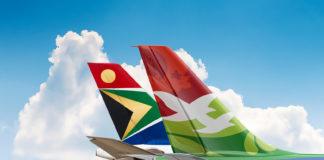 Air Seychelles SAA Codeshare