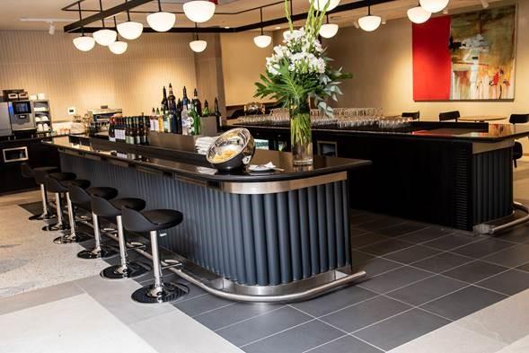 British Airways OR Tambo Lounge