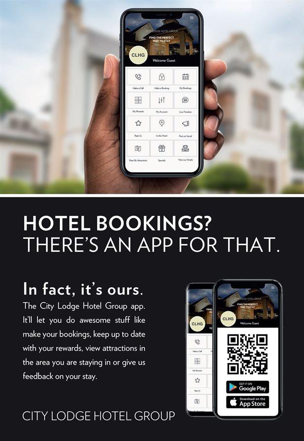 City Lodge App