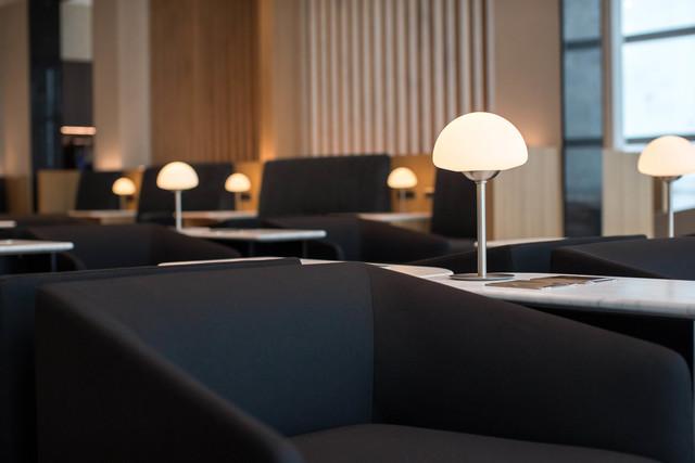 British Airways lounges