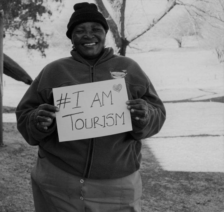 Woman's Day Campaign #IAmTourism